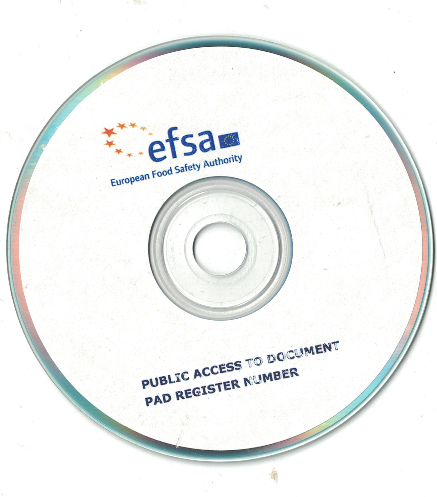 EFSA access to documents