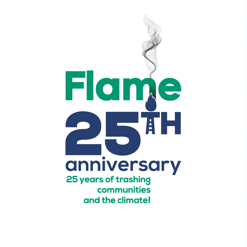 Flame's 25th Anniversary