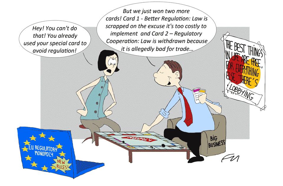 Better Regulation cartoon 2