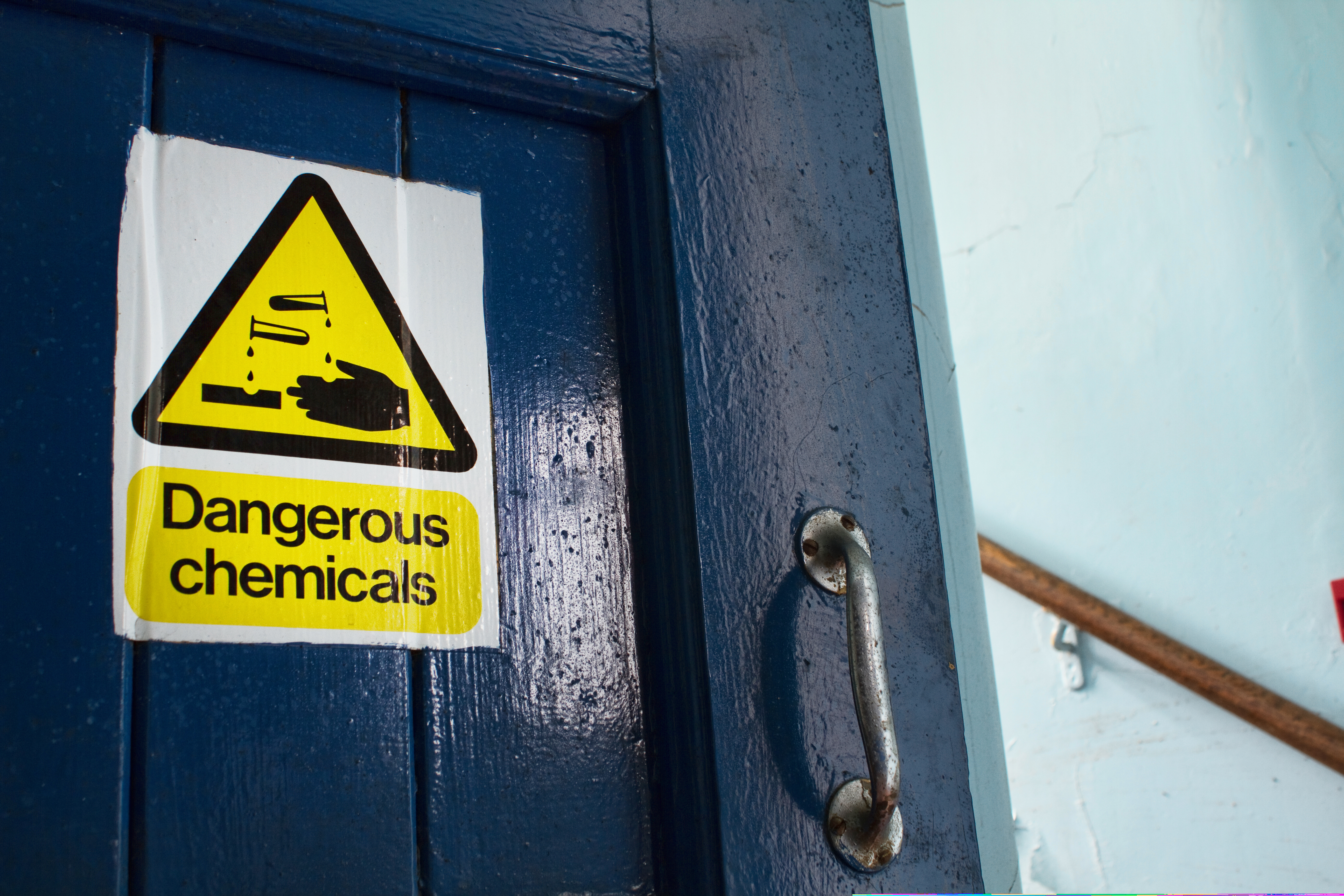 Dangerous Chemicals by Tom Blackwell