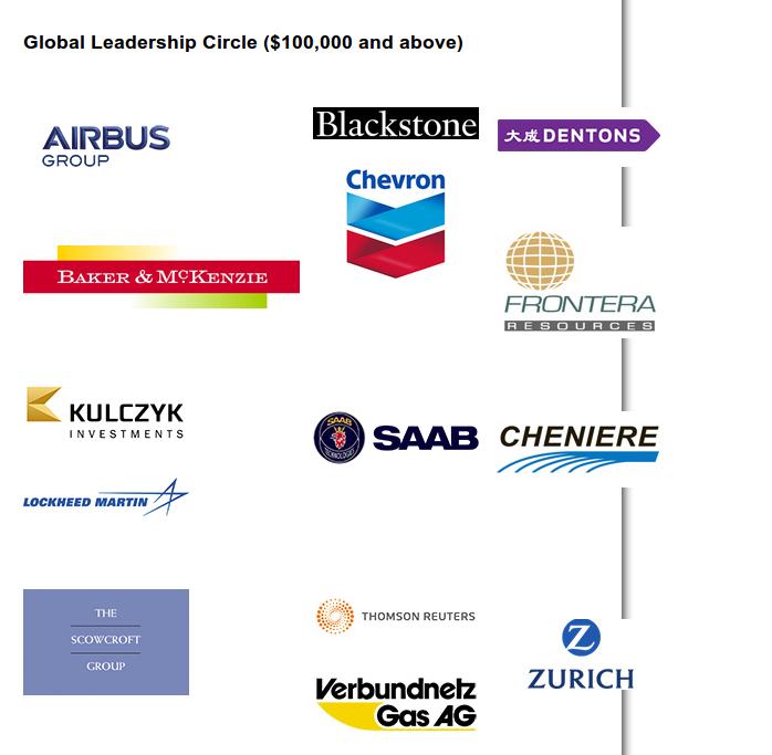 Global Leadership Circle members