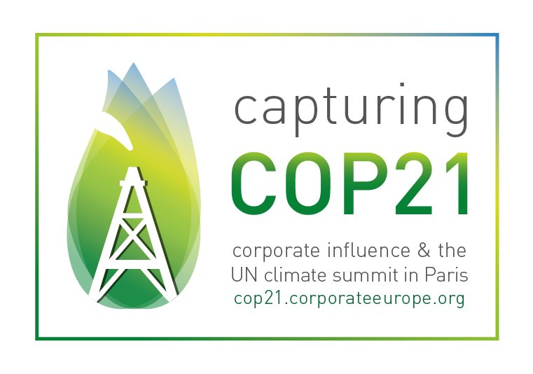 Capturing COP21 - Corporate influence and the UN climate summit in Paris