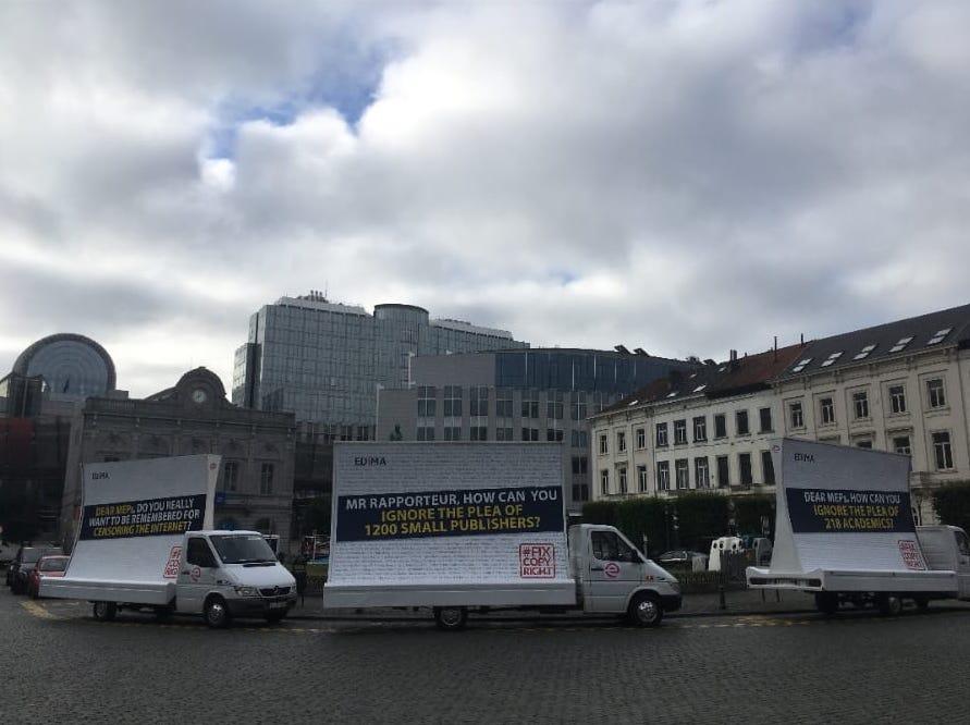 Vans from EDIMA