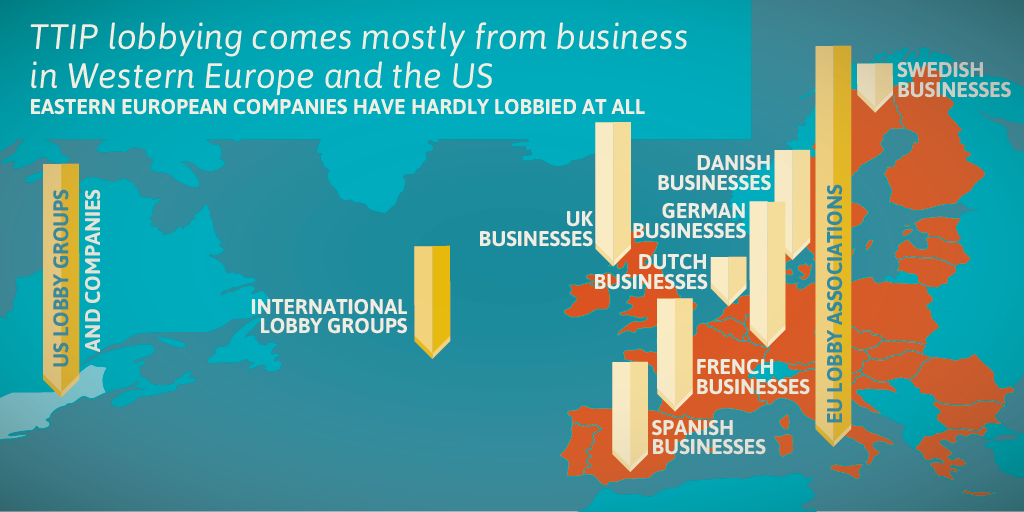Ttip A Corporate Lobbying Paradise Corporate Europe