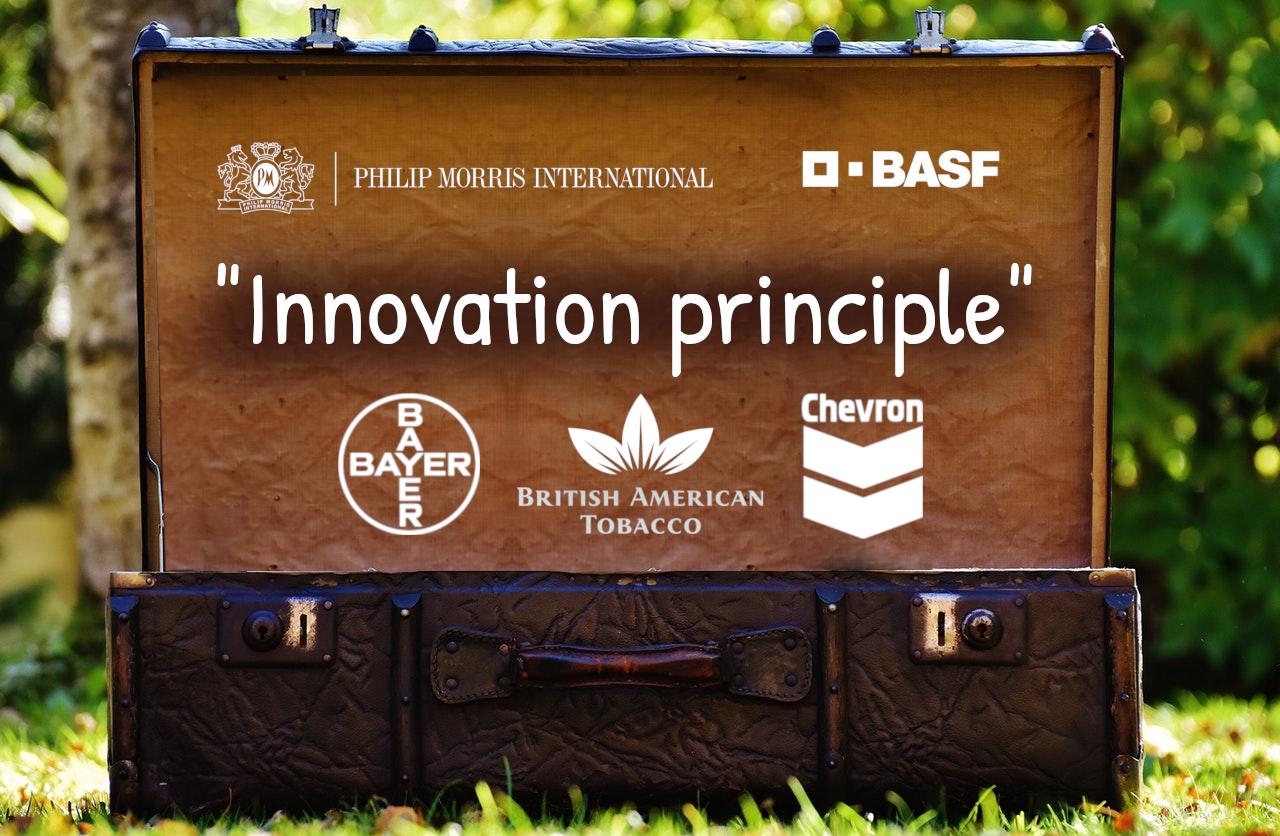Innovation principle