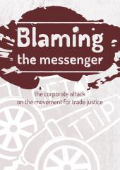 Blaming the messenger