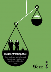 Profiting from injustice - report cover