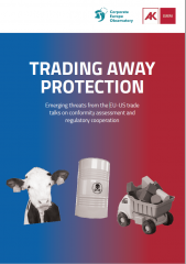 Tradeing away protection