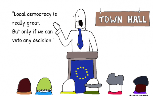 Bolkestein reform local democracy