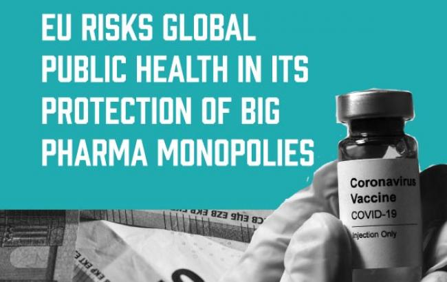 EU and big pharma monopoly in times of corona